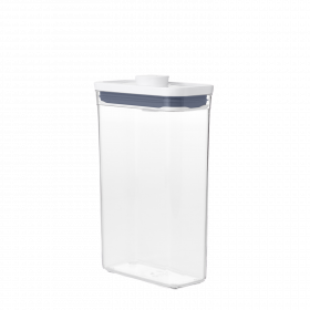 POP container 2.0 slim rechthoek 1,8L - MEDIUM