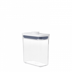 POP container 2.0 slim rechthoek 1,1L - SMALL